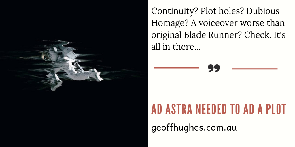 Ad Astra Review